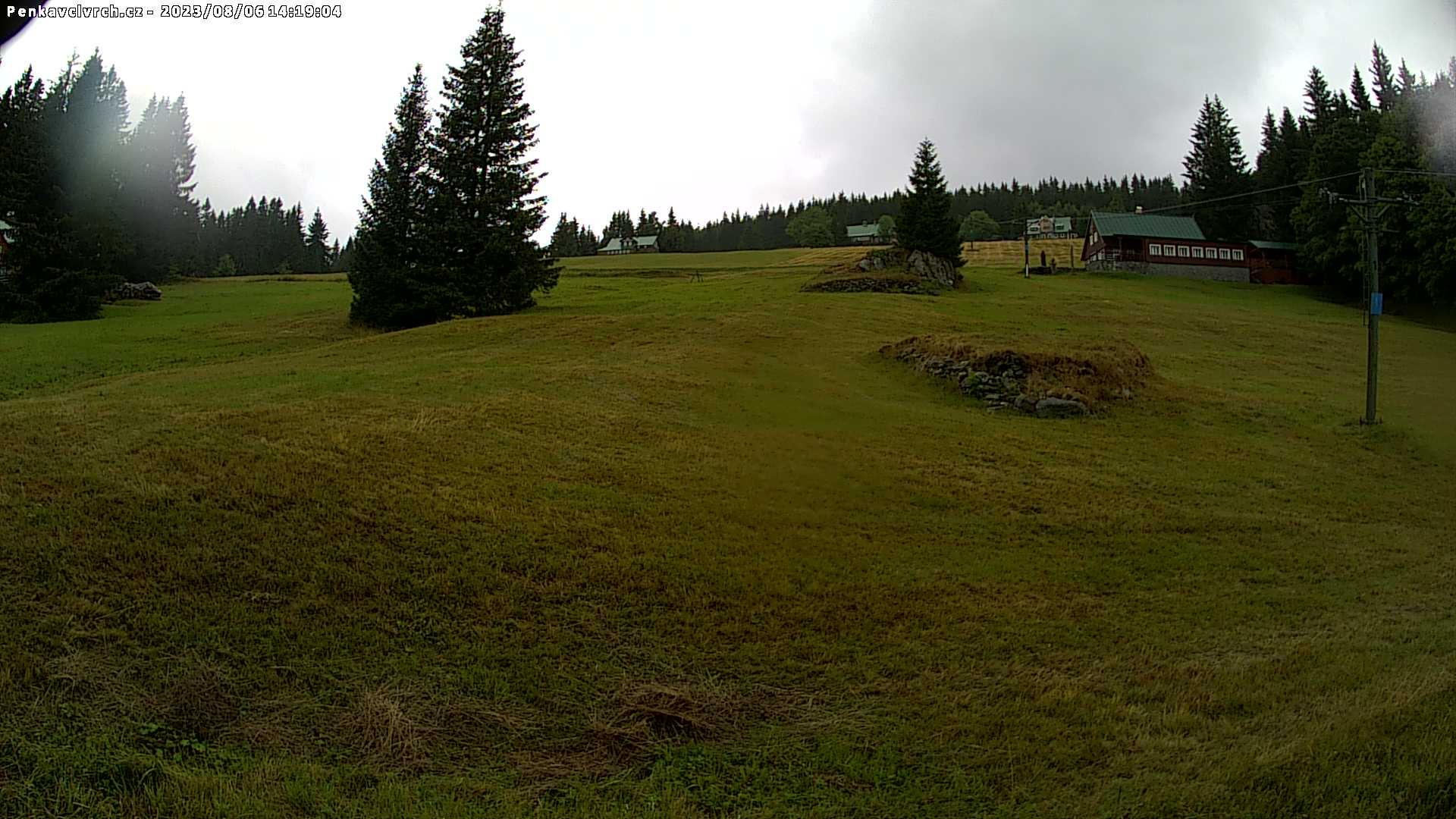 Webcam - Penkavci vrch
